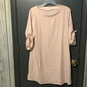 Dresses - Pale pink dress
